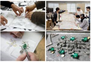Architecture et Joaillerie : prochaine conférence de l'École des Arts Joailliers
