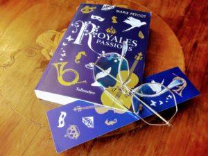 La passion de Catherine de Médicis pour les diamants dans Royales Passions