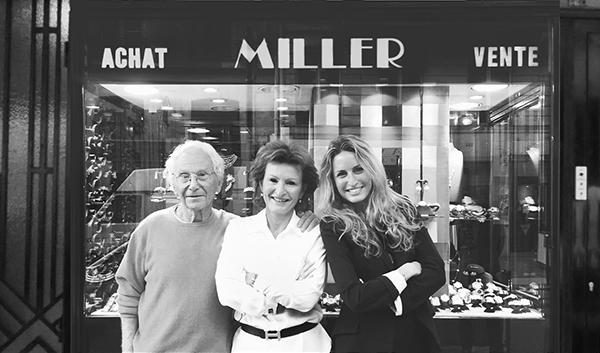 Jean, Carine, Sarah : la saga Miller