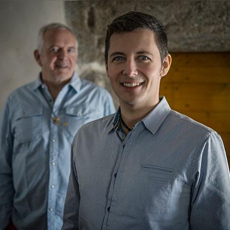 Philippe et Mathieu Tournaire