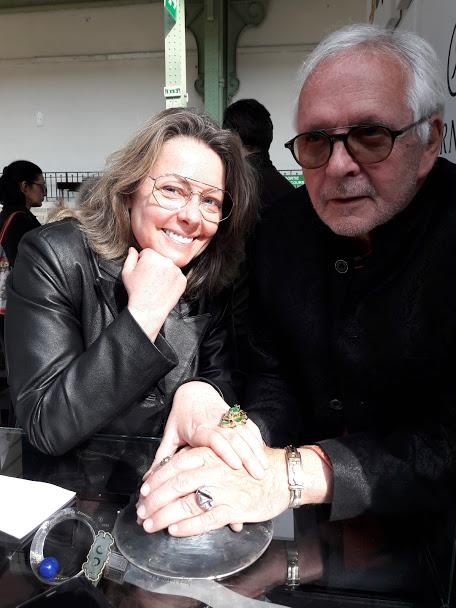 Anne Desmarest de Jotemps, Il était une fois le bijou et Philippe Tournaire