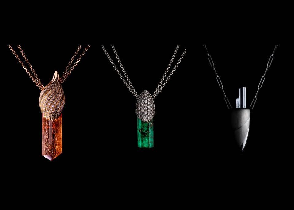 Hoehl's : la haute joaillerie de santé par les pierres