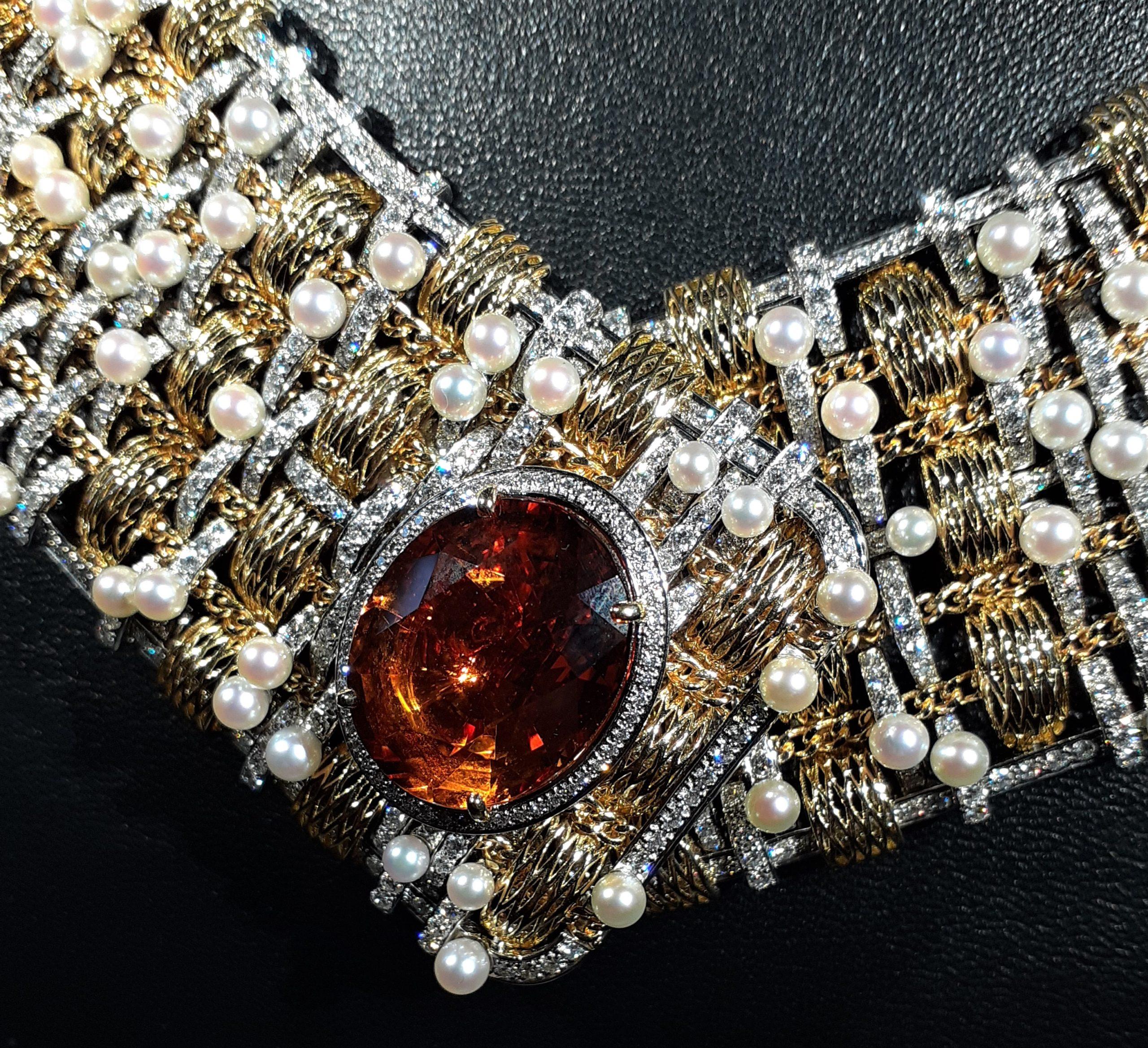 Comment Chanel a détourné le tweed pour le transformer en joyaux ?