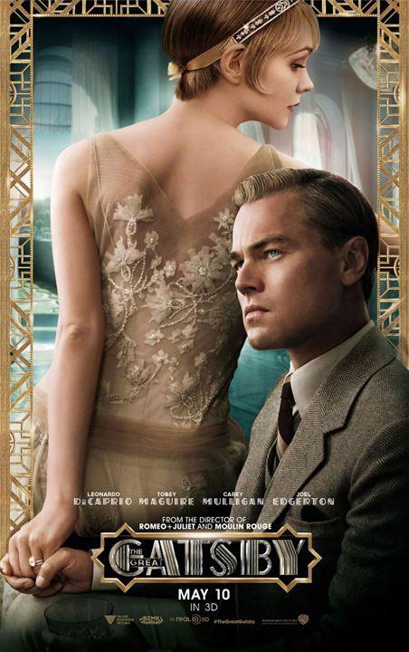 gatsby le magnifique dentelle de Caudry