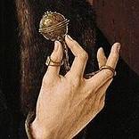 portrait Jacob Cornelisz Van Ootsanen - Pomander