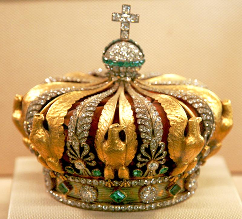 couronne d'Eugénie