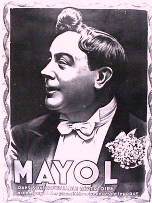 Félix Mayol - muguet