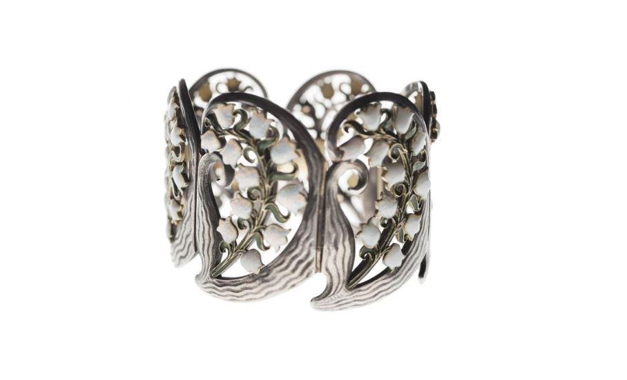 bracelet Lalique 1985