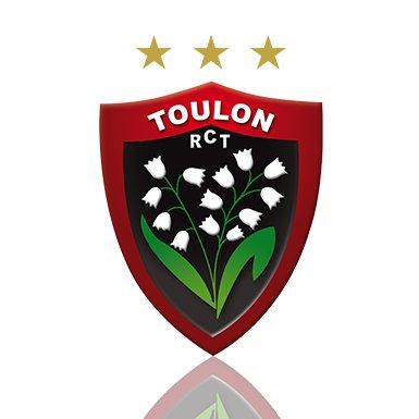 logo rugby club de Toulon - muguet