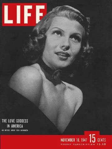 1947 - Life Magazine - choker