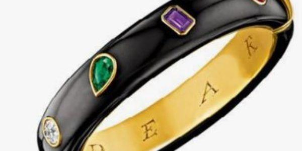 Les bijoux acrostiches