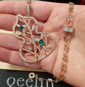 Les légendes joaillières chinoises de Qeelin