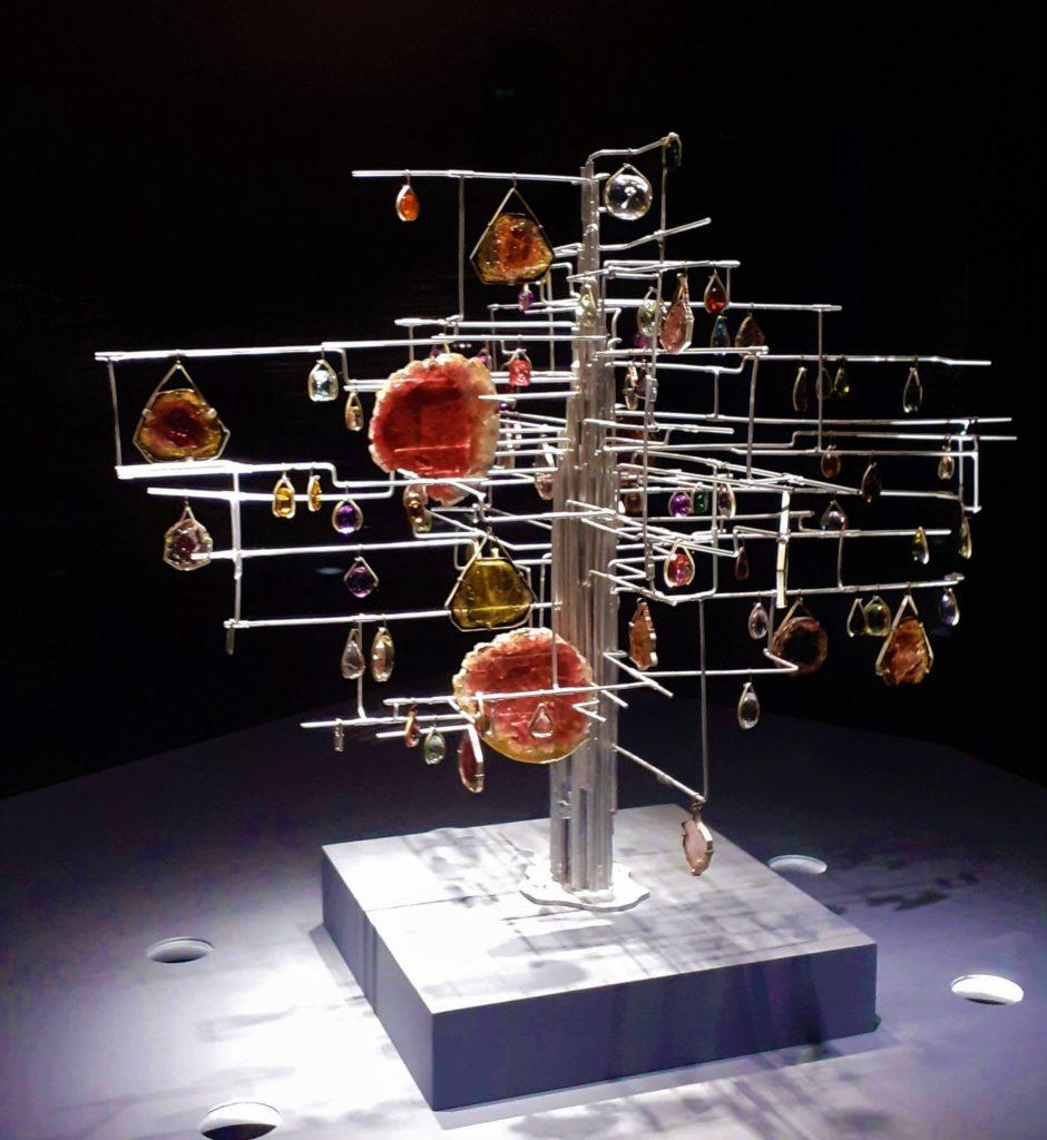 Jean Vendome, arbre aux tourmalines