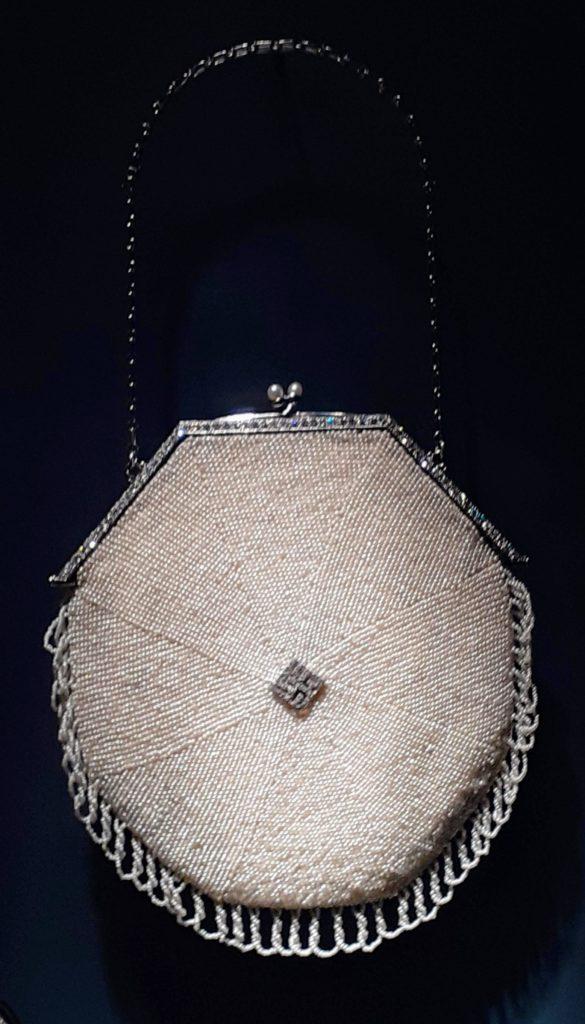 sac du soir en perles 1933 Van Cleef & Arpels