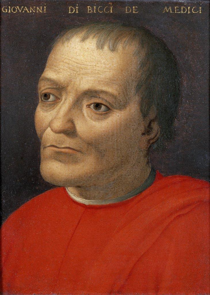 Jean di Bicci de Médicis par Cristofano dell'Altissimo
