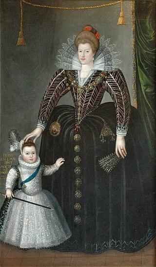 Marie_de_Medicis_et_Louis_XIII par Charles_Martin