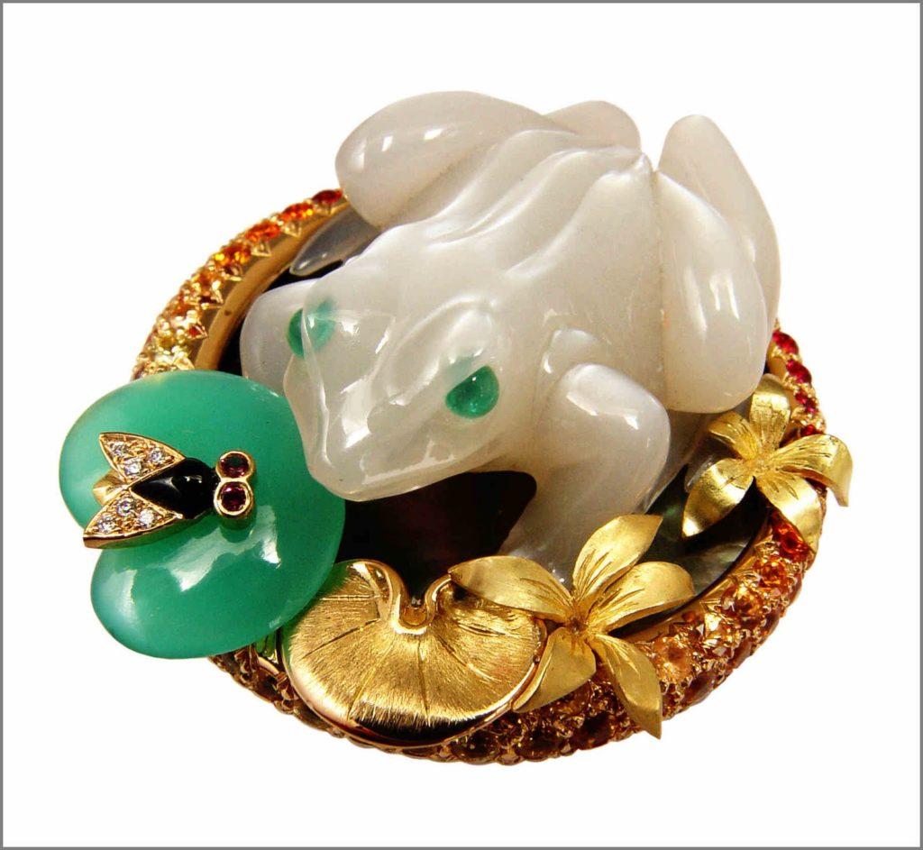 Marchak Princesses grenouille