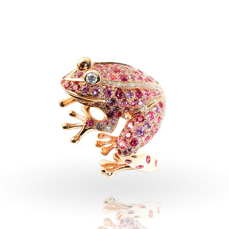 Mathon - grenouille