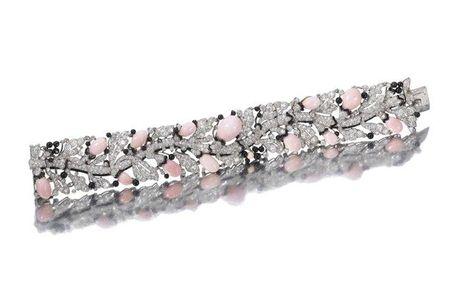 bracelet reine Victoria eugenia d'espagne Cartier 1920 - il était une fois le bijou