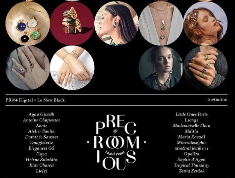 Précious-Room