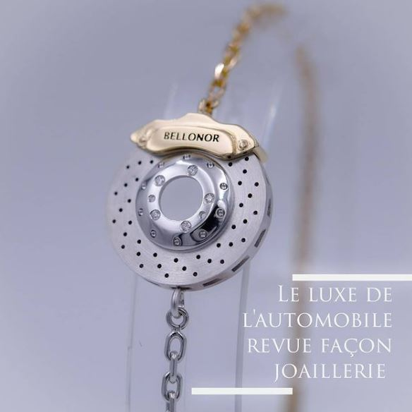 Bellonor Joaillier - Précieuse mécanique