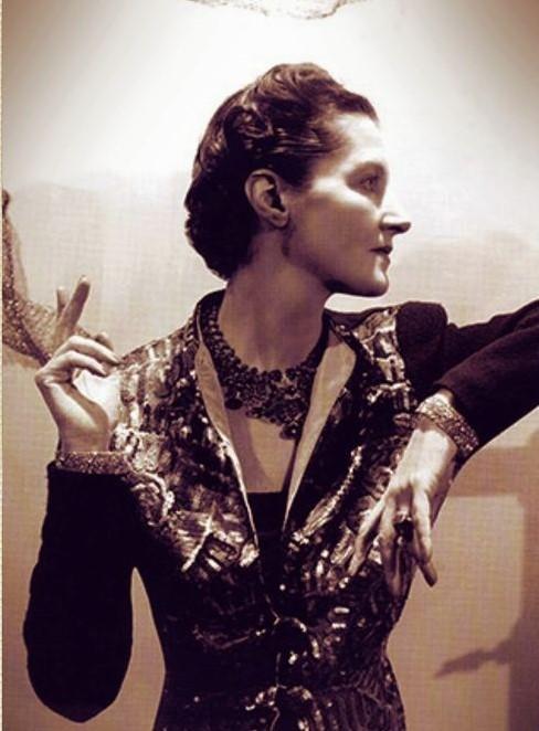 Jeanne Toussaint 1930