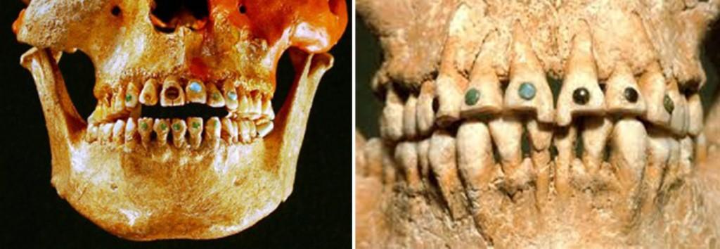 Maya - bijoux dentaires