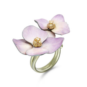 Read more about the article Les fleurs éternelles de Boucheron