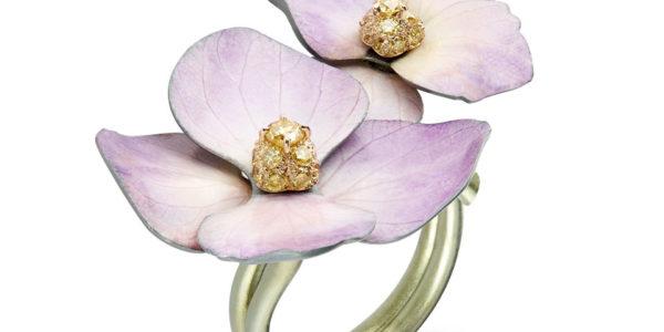 Les fleurs éternelles de Boucheron