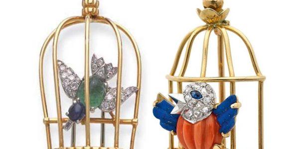 Les oiseaux en cage de Jeanne Toussaint : symbole d'occupation puis de liberté