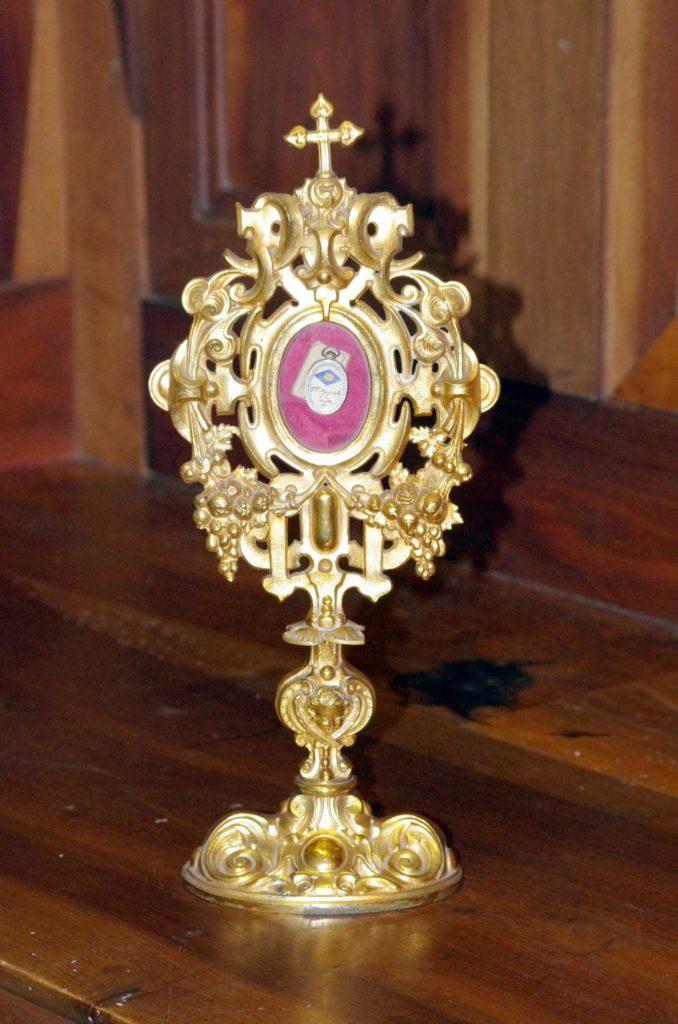 reliquaire Sainte Appollonie