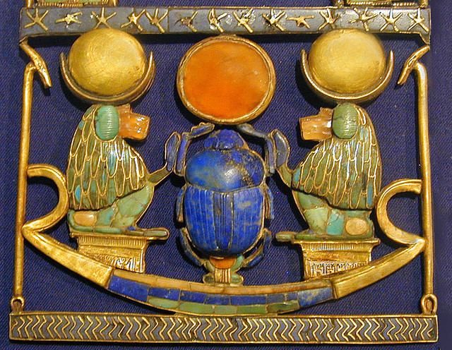 Scarabée - Egypte antique