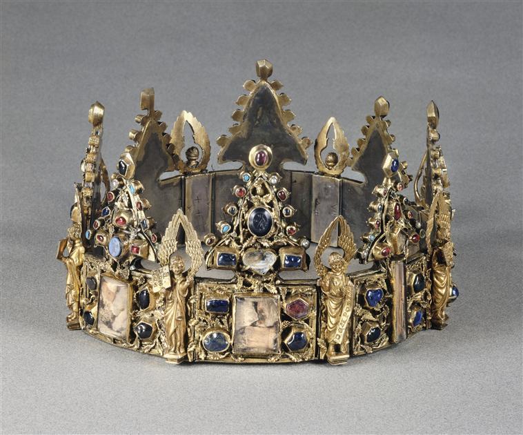 couronne dite de Saint Louis - XIIIe siècle - RMN