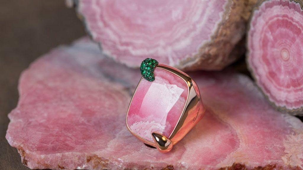 Pomellato - Rittrato - quartz rose