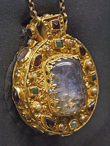 talisman de Charlemagne