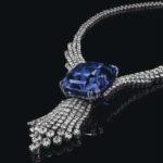 Le bleu joaillier
