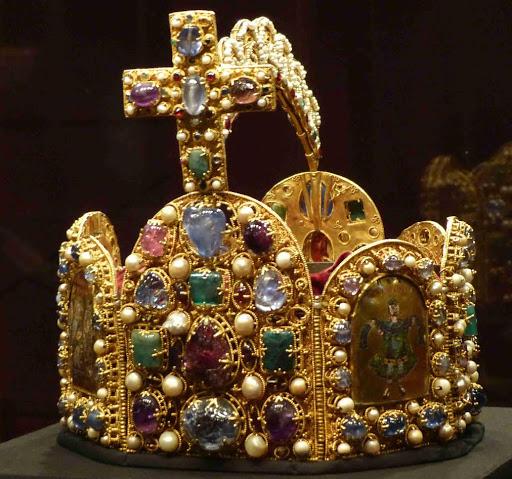 couronne du Saint Empire