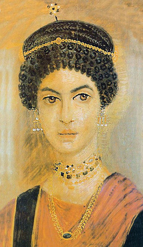 femmes romaine