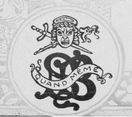 sceau de Sarah Bernhardt