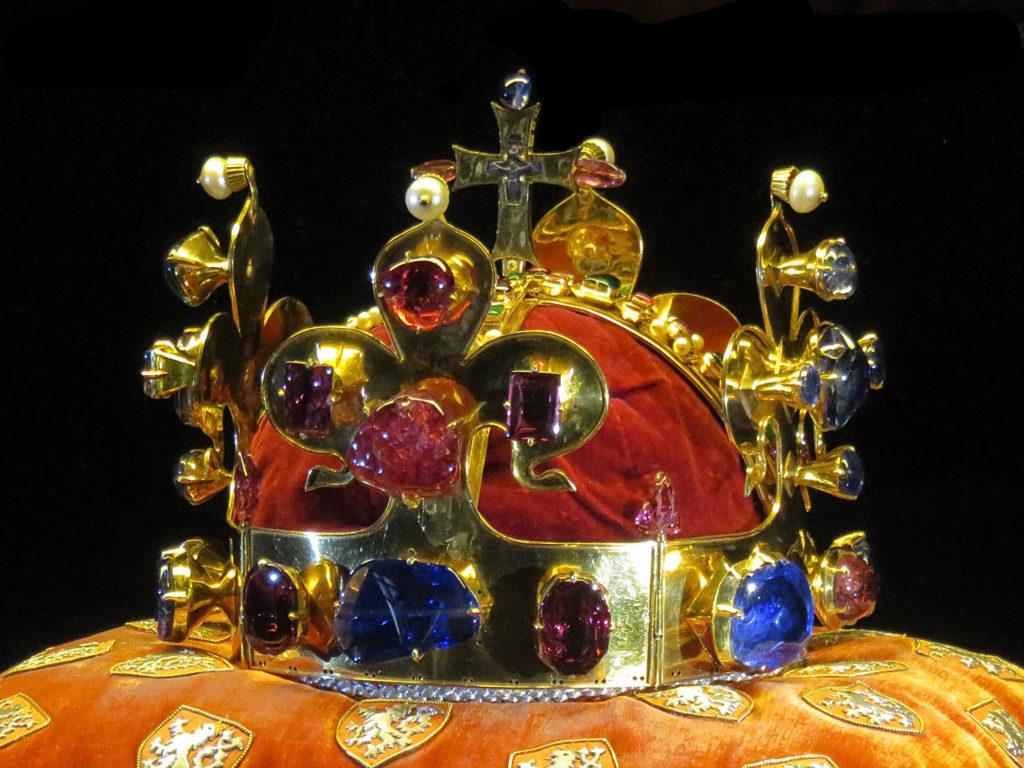 couronne Saint Wenceslas