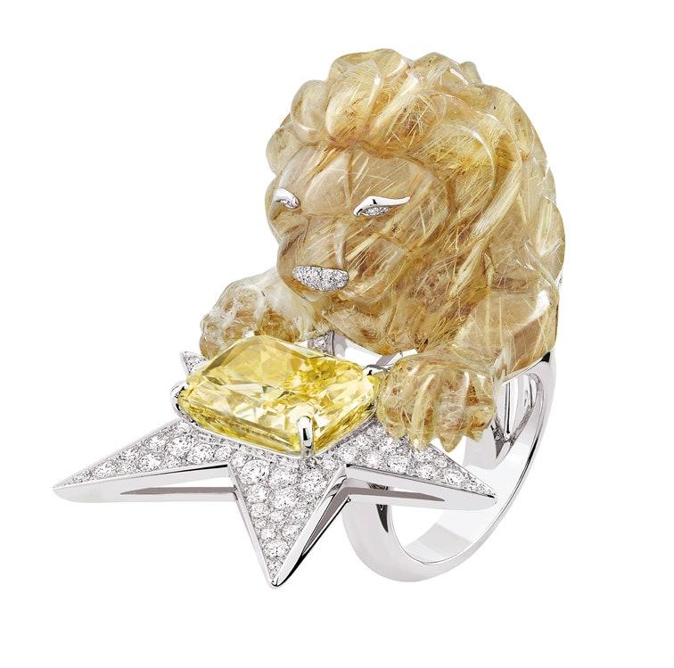 Bague Constellation du Lion - Chanel 2012