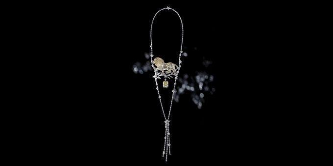 constellation du Lion Chanel - collection 1932